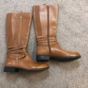 Naturalizer boots.